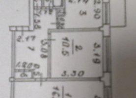 От хозяина - фото. Купить двухкомнатную квартиру от хозяина без посредников, Московская область, Народная улица, 1 - фото.